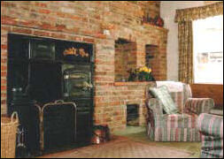 Living Room - Lund Farm Cottage